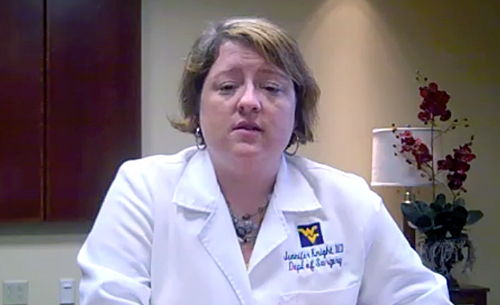 Plastic Surgeon At West Virginia University Healthcare